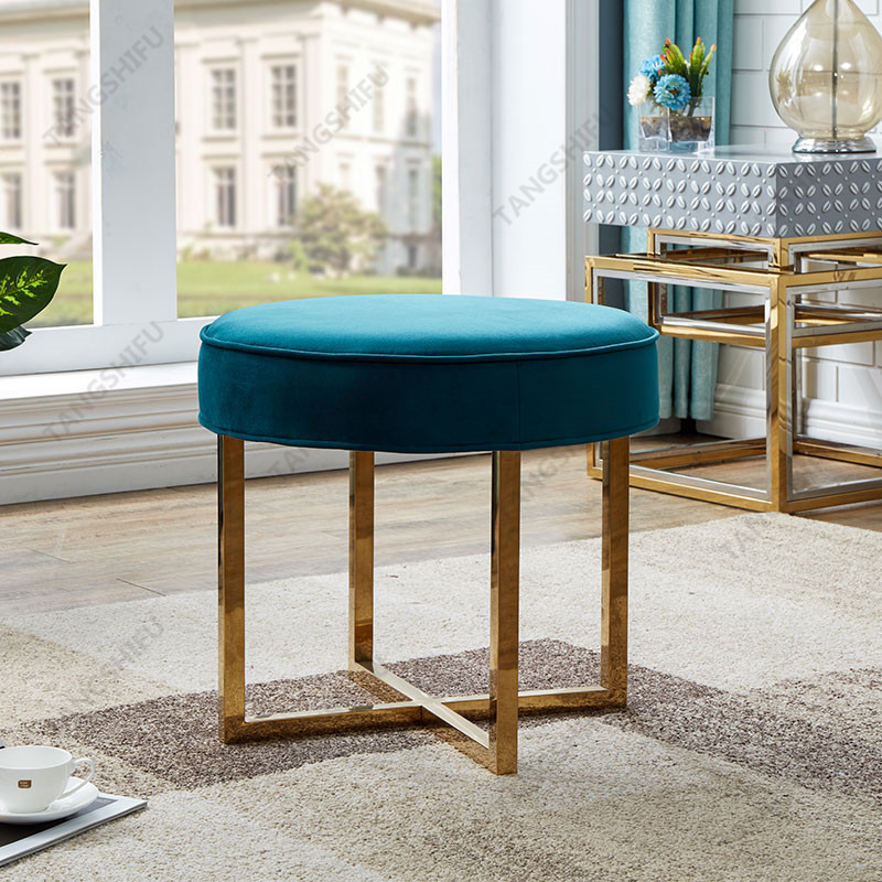 TSF-6684-Teal Living room furniture