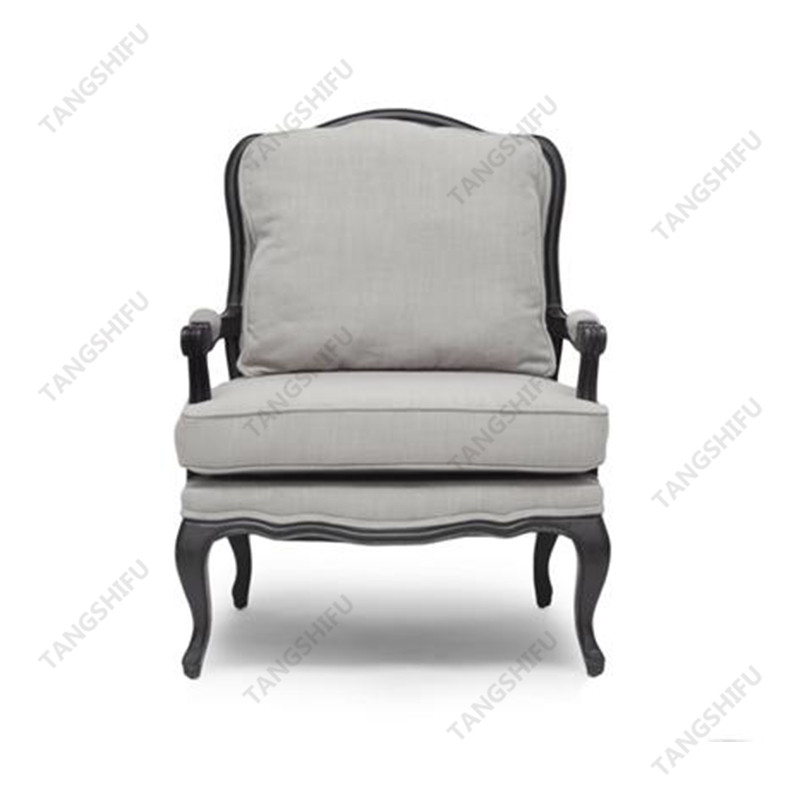 TSF-52348-Beige Accent chairs