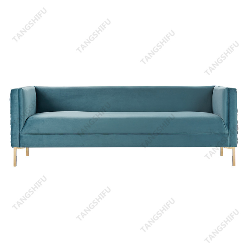 TSF-6625-SF-Light Blue Living room furniture