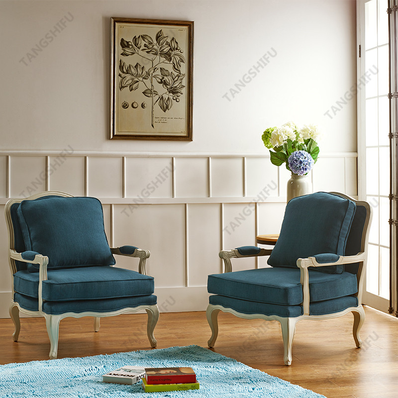 The espresso french dining chair with comfortable and elegant style for everyone