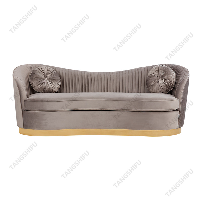TSF-5510-Light Grey Living room furniture