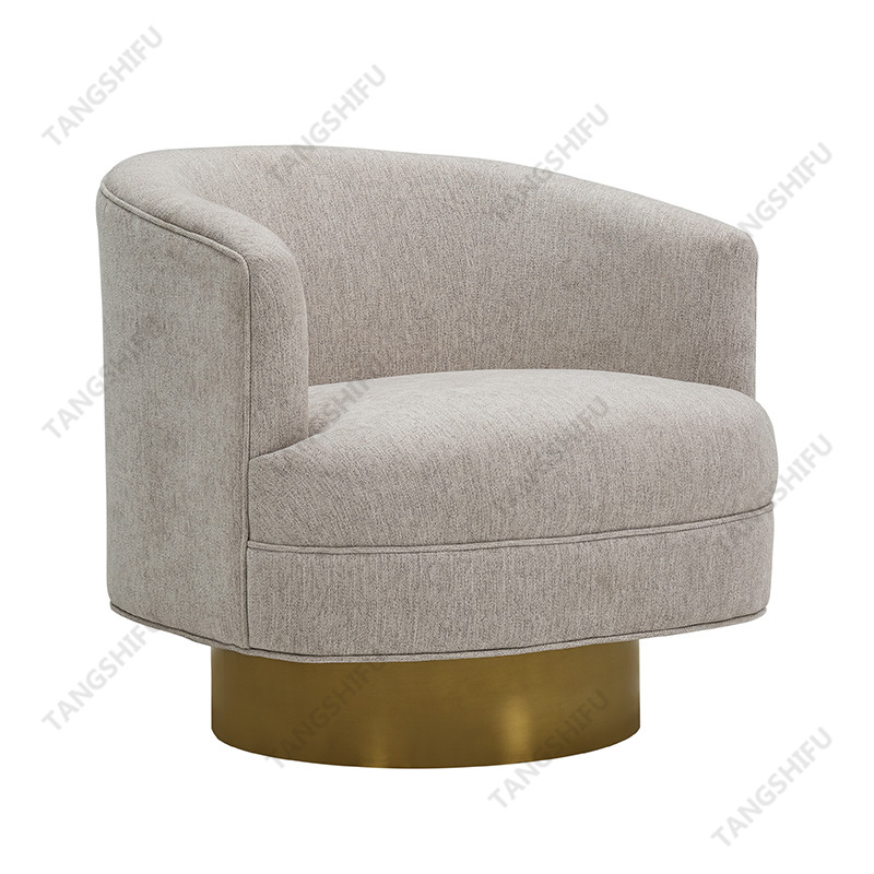 The swivel chair manufacturers talk about the characteristics of American furniture