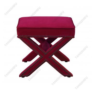 TSF-67213-Rose Velvet Living room furniture