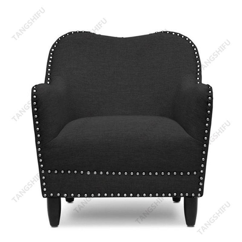 TSF-7205-Grey Accent chairs