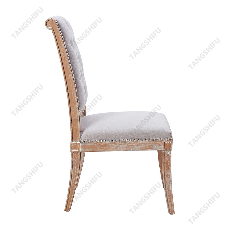 Learning Ingenious technology of exquisite solid wood chair in china