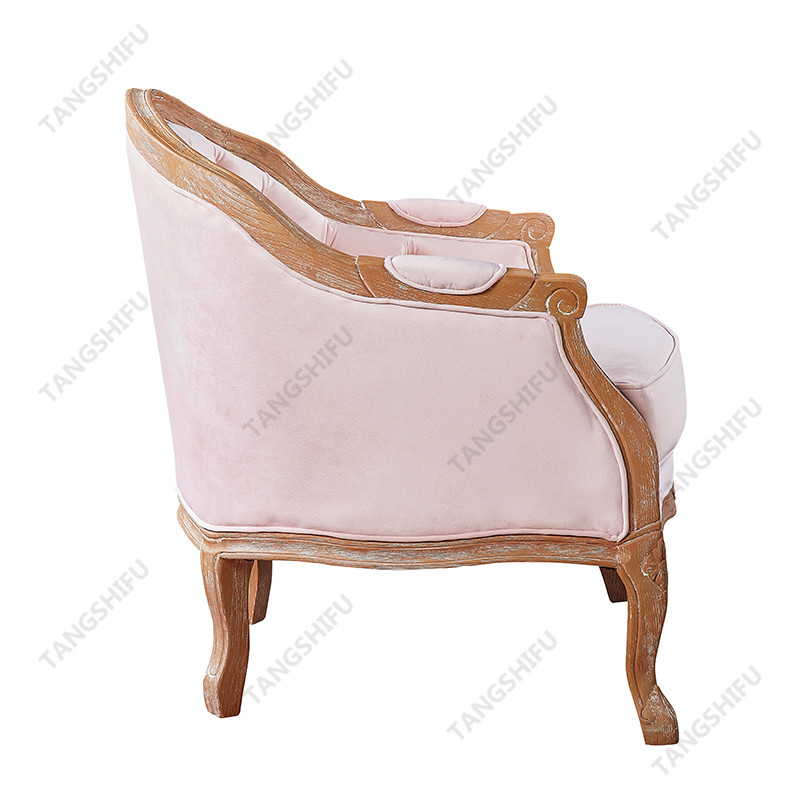 Using experence of exquisite wood leisure chair in china with Wooden texture