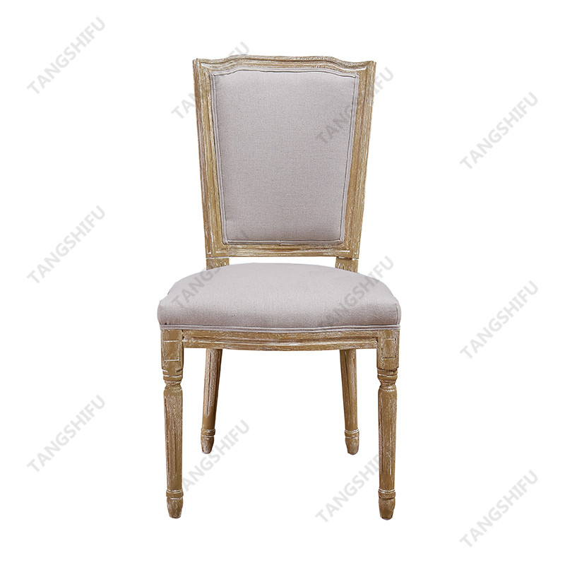 TSF-9341B-Beige Dining Chair Dining Chairs
