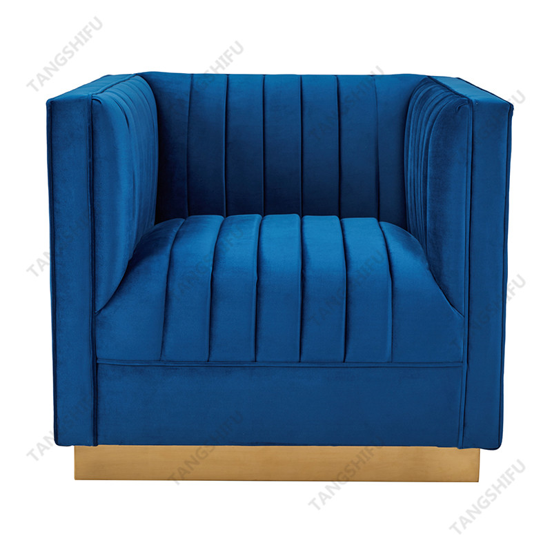 The structural design of domestic modular sofa and its influence on home decor