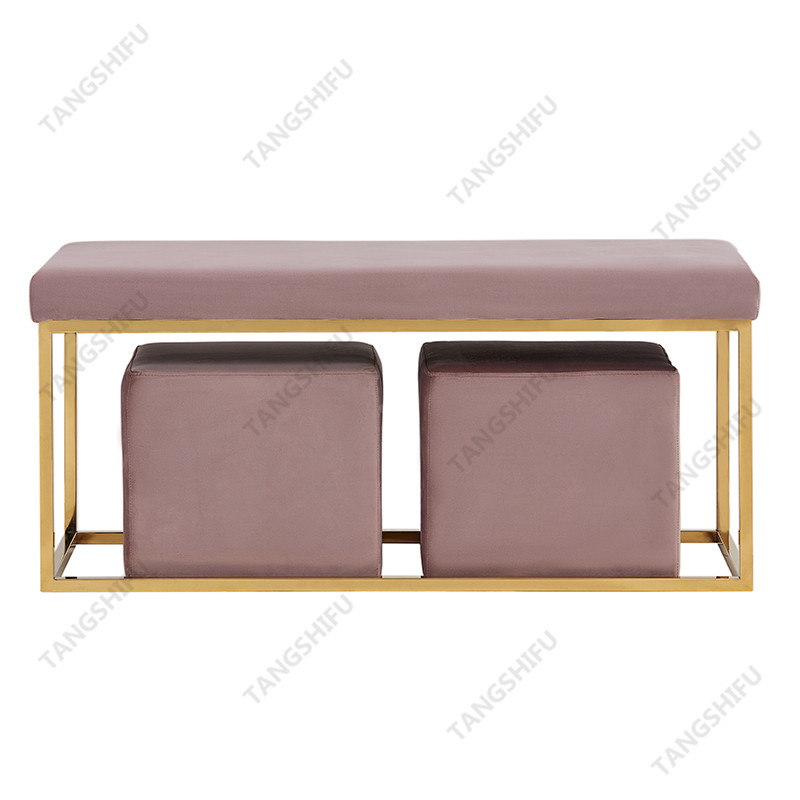 TSF-OT033-Light Pink Living room furniture